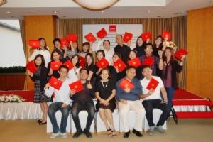 กิจกรรมวันปิดอบรม หลักสูตร Digital Marketing Certificate Program รุ่นที่ 12