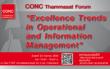 สัมมนาฟรี!! CONC Thammasat Forum ''Excellence Trends in Operational and Information Management''