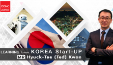 CONC Thammasat Forum ''Learning from KOREA Start-Up''