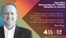CONC Thammasat Forum ''Trap Tales: Outsmarting the 7 Hidden Obstacles to Success''