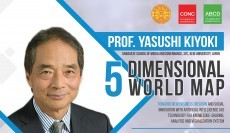 CONC Thammasat Forum ''5-Dimensional World Map''